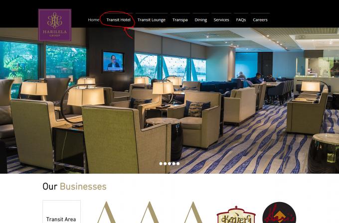 アンバサダートランジットホテル オフィシャルHP トップページ