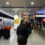 ANA SFC修行1-2:初体験!成田空港のANAラウンジはカードラウンジとは別格の空間です