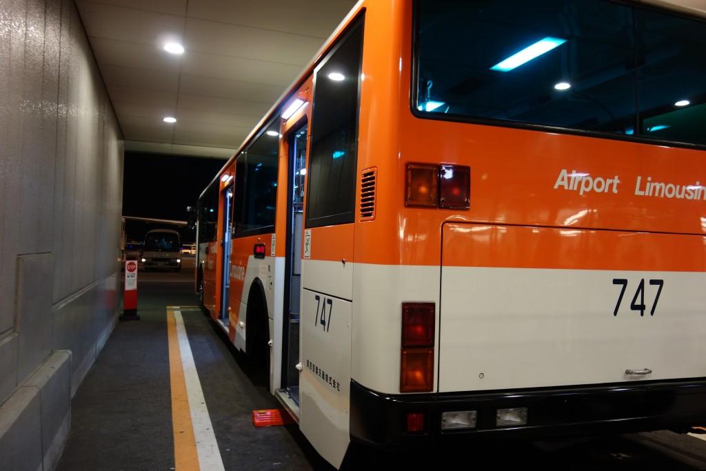 羽田空港のバス