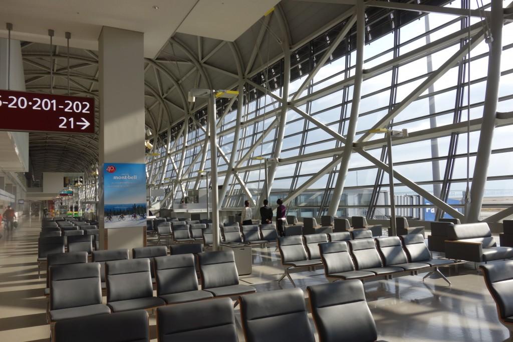 関西国際空港のターミナル