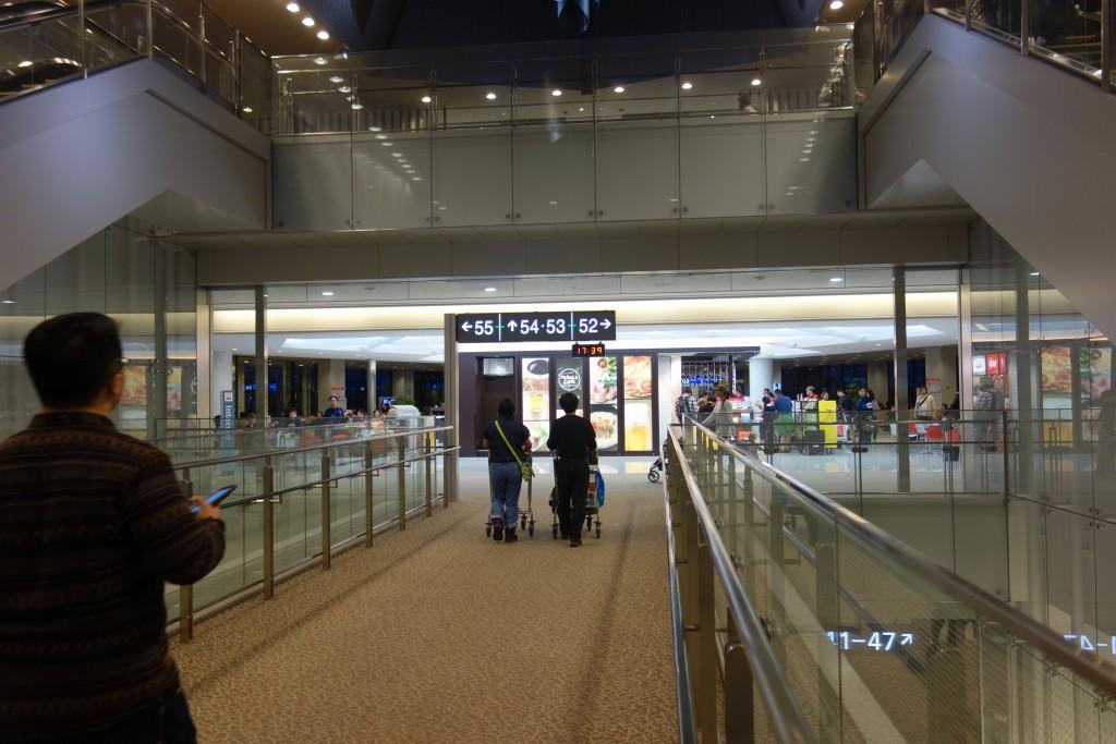 成田 第1ターミナル