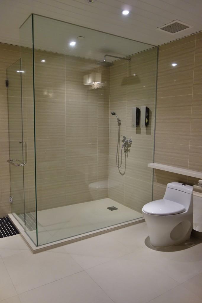 トランジットホテル シャワー