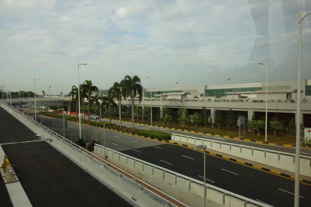 チャンギ空港 ターミナル2