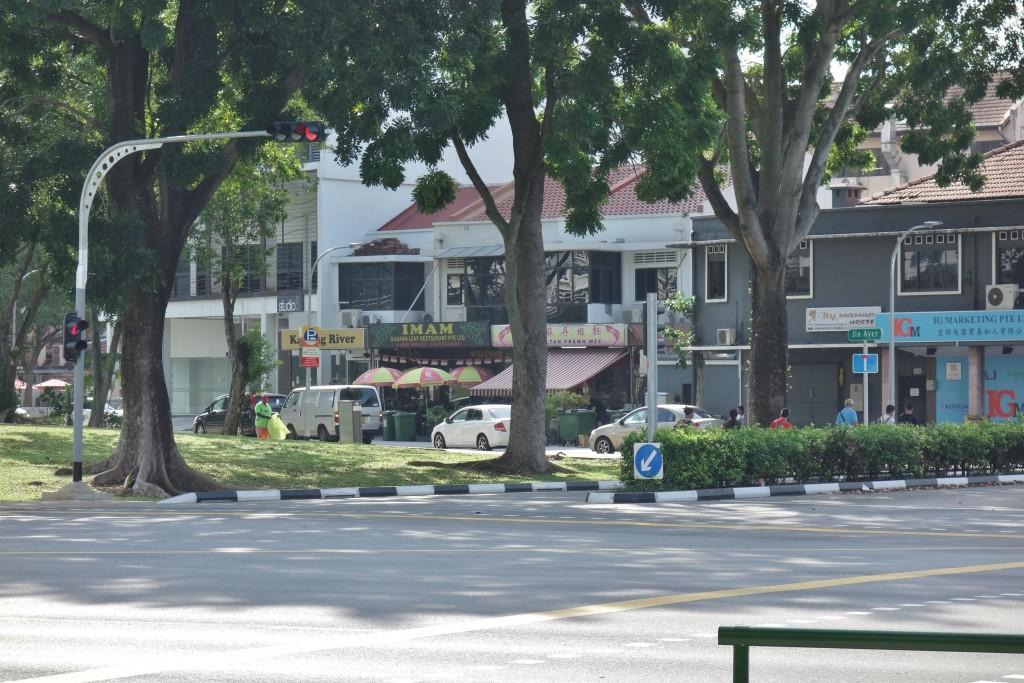 惹蘭蘇丹蝦麺