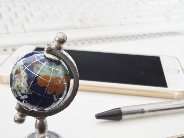 グローバルなスマートフォン