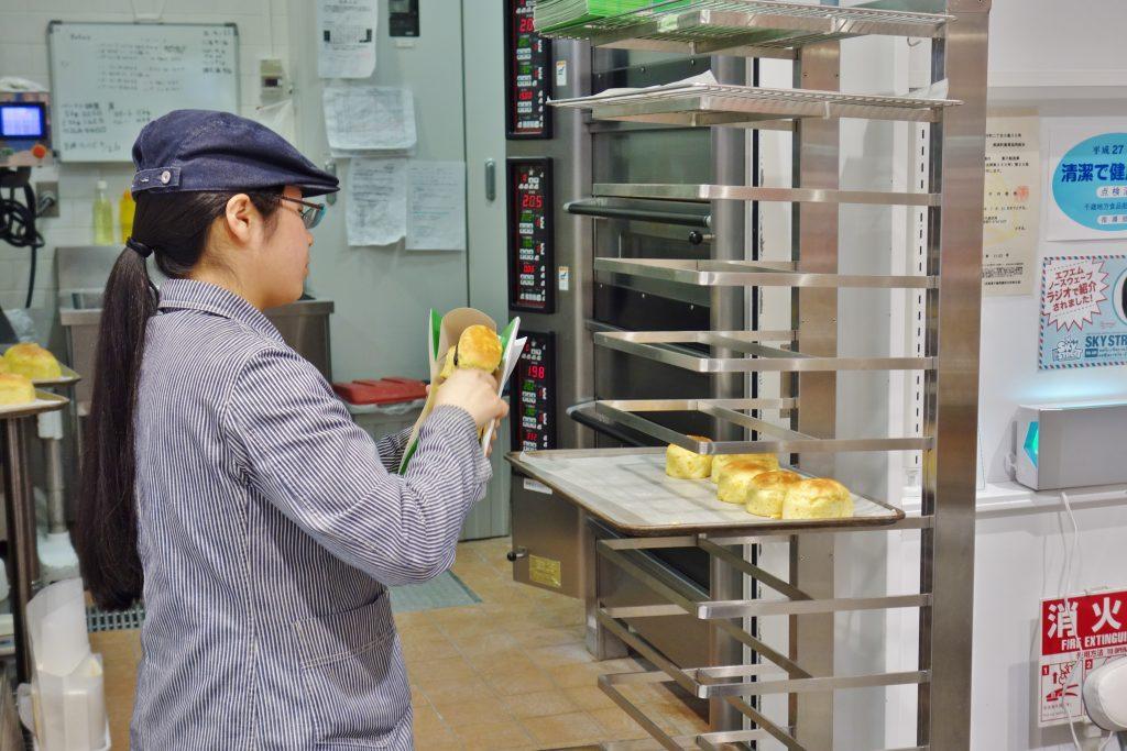 美瑛選果コーンパン