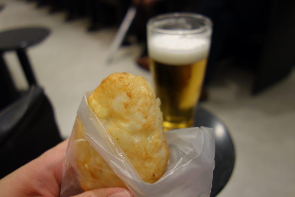 かま栄クリーミーチーズ揚