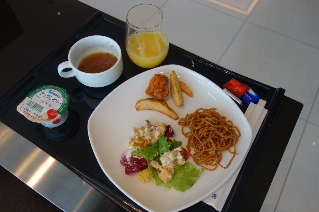 anaラウンジ 朝食