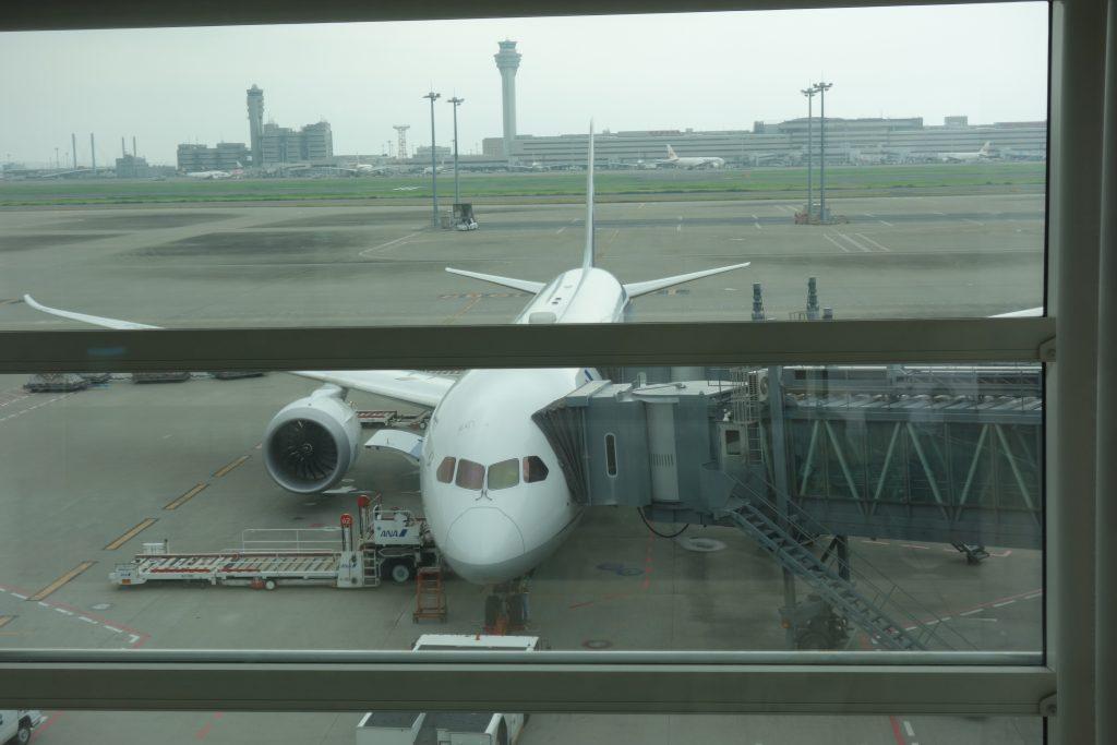 羽田空港国際線ターミナル108A