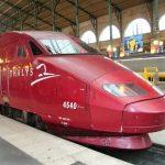 フランス旅行記9:「赤い貴婦人」タリス1等車で優雅にドイツへ!