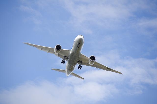 ANAマイルで飛行機に乗る