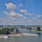 ドイツ旅行記3:最終日はコブレンツ観光!ロープウェイでライン川を渡る