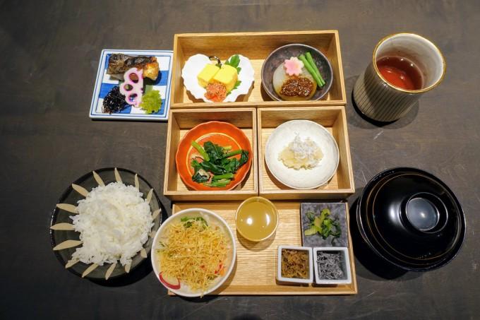 ヒルトン東京新宿の和朝食
