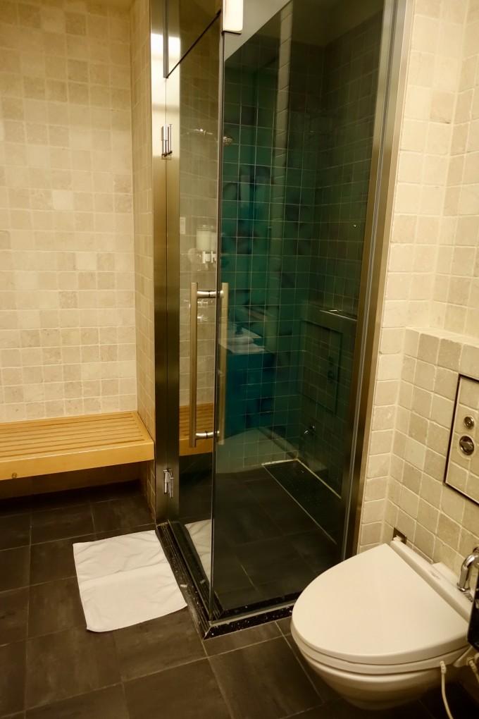 アドミラルズクラブシャワー室