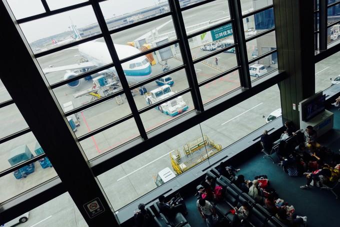 成田空港第2ターミナル73番搭乗口