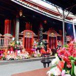 JAL JGC修行1-10:ChiaTeの絶品パイナップルケーキと福州元祖胡椒餅&龍山時参拝