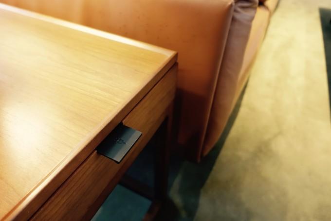 キャセイパシフィック航空ラウンジ 家具