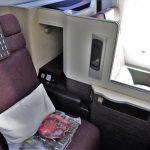 JAL JGC修行2-1:ANAとJALのビジネスクラスを比較!クアラルンプール線「SKY SUITE」搭乗記