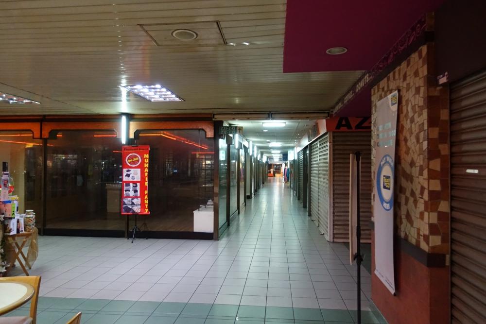 アンパンパーク駅ショッピングモール