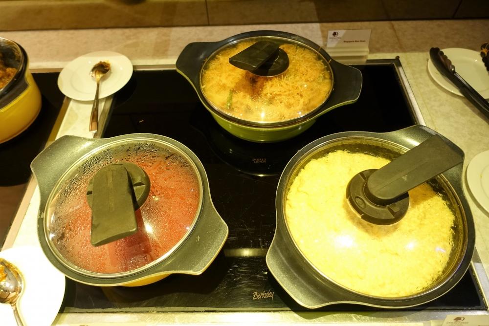ダブルツリーバイヒルトンクアラルンプール エグゼクティブラウンジ朝食