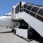 JAL JGC修行3-2:怒涛の1日4レグ消化!日本トランスオーシャン航空(JTA)を初体験