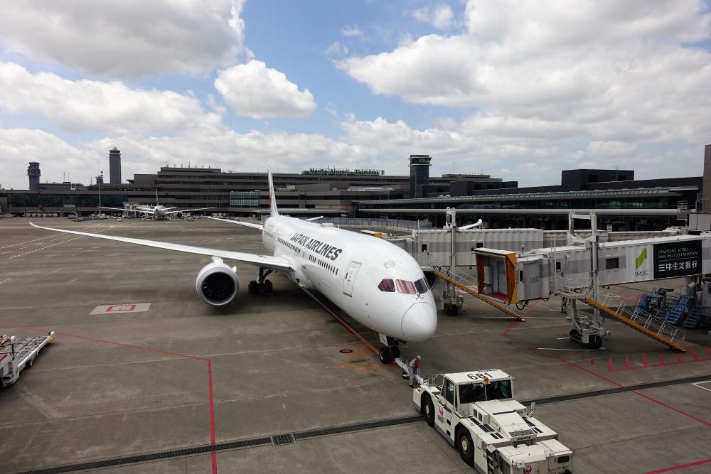 JAL723便