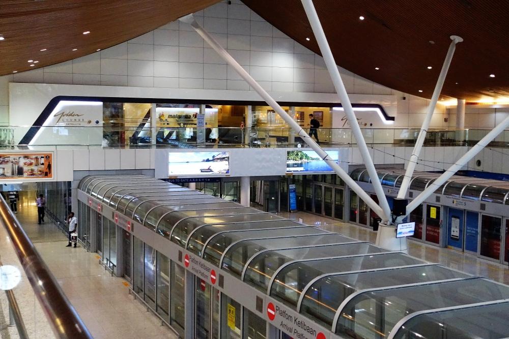 クアラルンプール国際空港サテライト