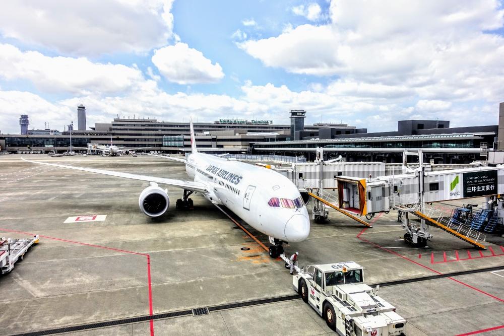 JALの飛行機にはマイルを貯めて乗ろう