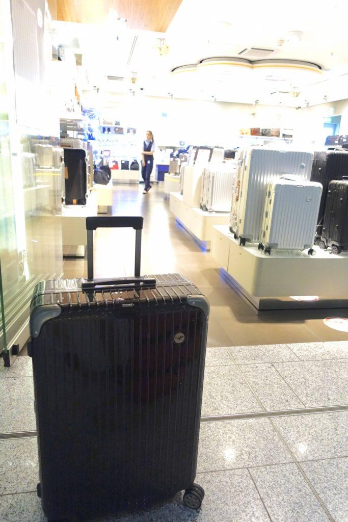フランクフルト国際空港ワールドショップ