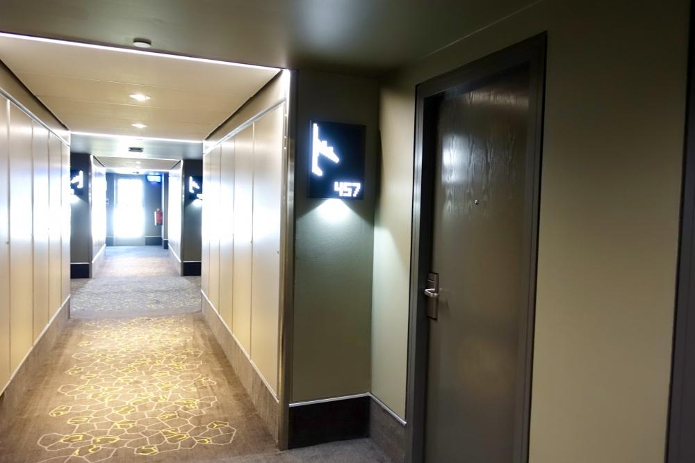 ヒルトン・ロンドン・ヒースローエアポート客室
