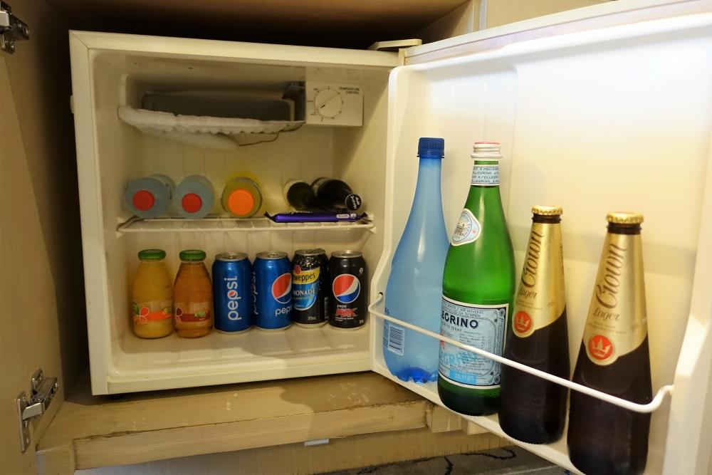 シドニーマリオット 冷蔵庫