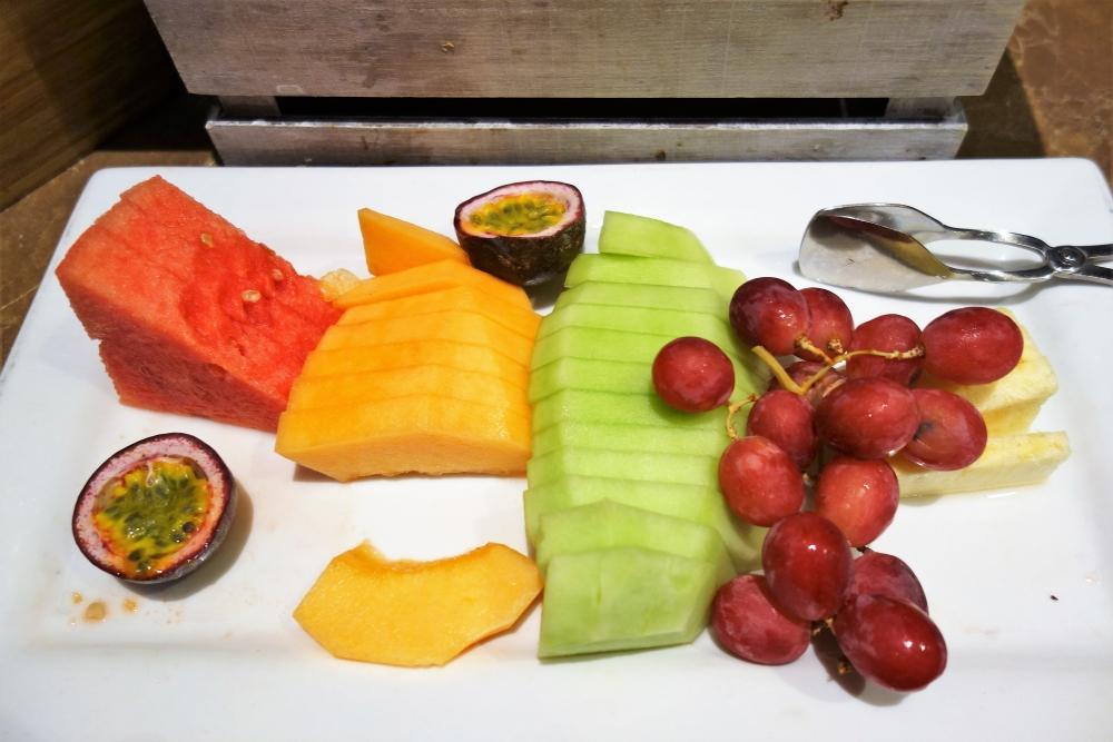 シドニーマリオット フルーツ&デザート