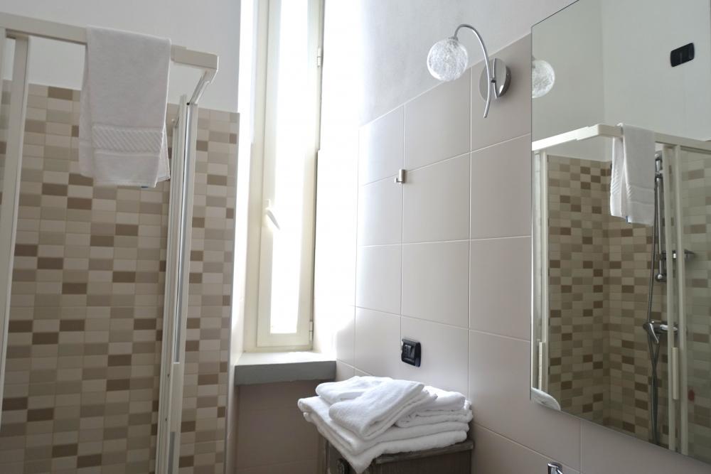 la viscontina バスルーム