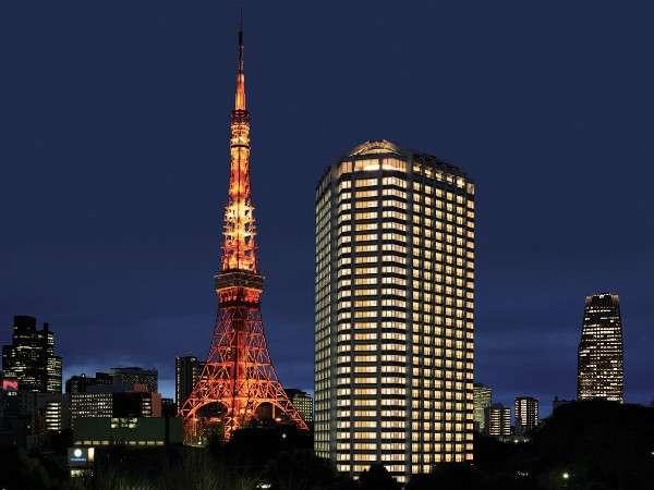 ザ・プリンス パークタワー東京の外観