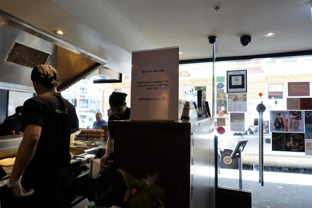 シドニー マレーシア料理店 Mamak
