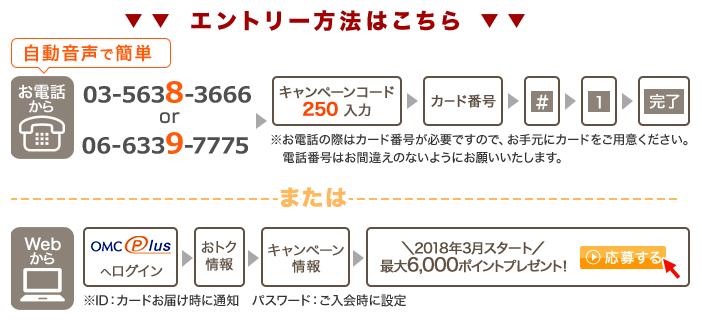 セディナカードJiyuda入会キャンペーンStep2