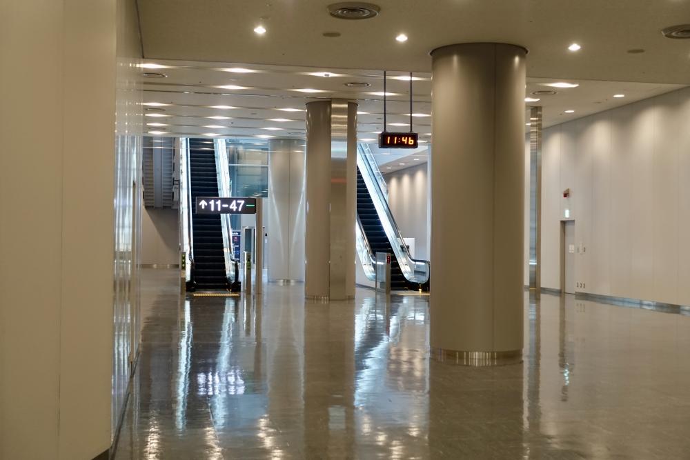 成田空港第1ターミナル 第4サテライト