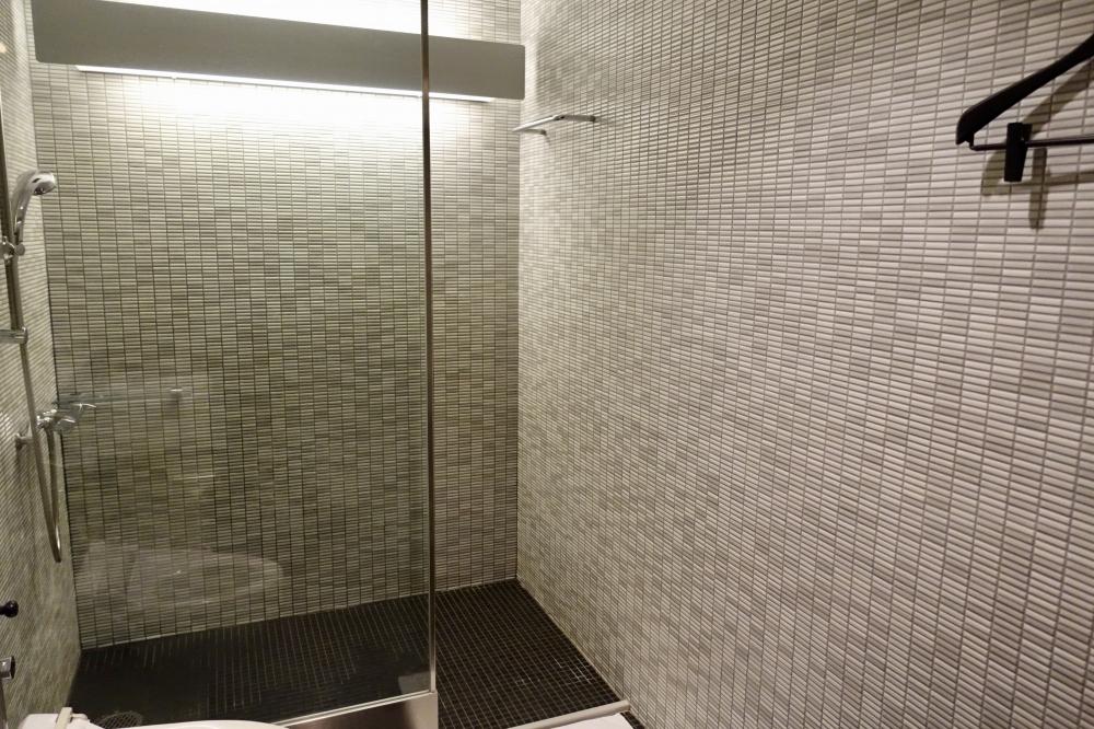 成田空港第1ターミナル 第4サテライト ANAスイートラウンジ シャワー室