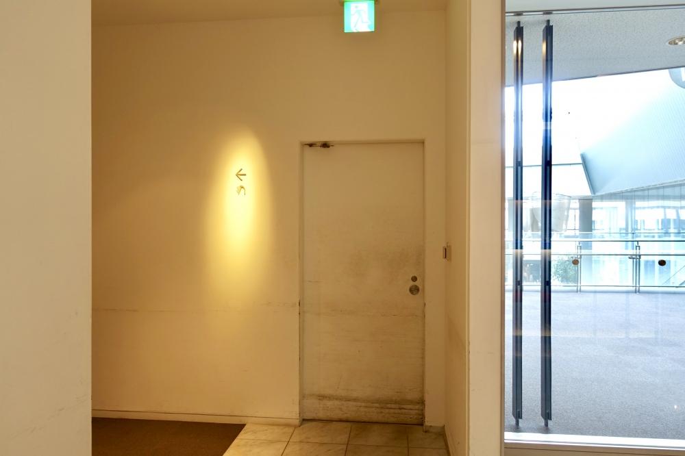 成田空港第1ターミナル 第5サテライト ANAラウンジ シャワー室