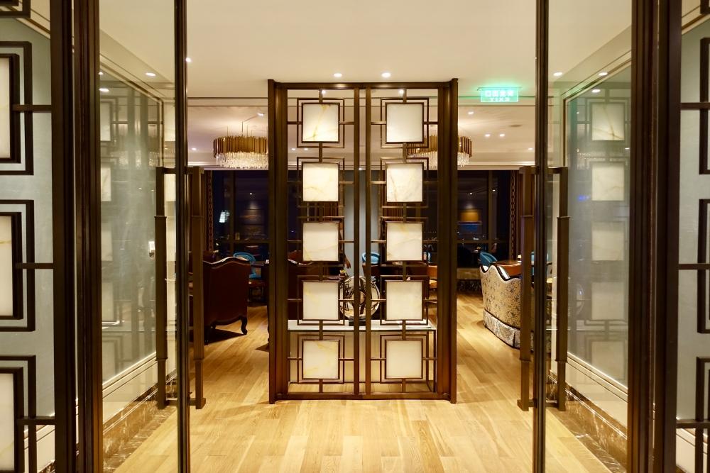 セントレジス上海55階 ザ・クラブ