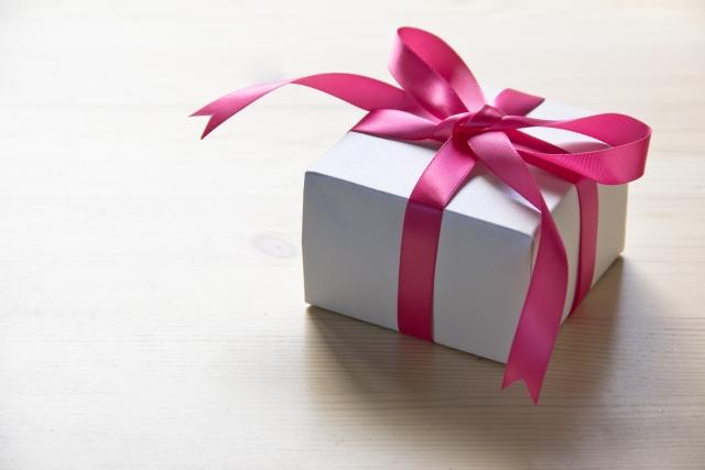 紹介者にもプレゼントがもらえる