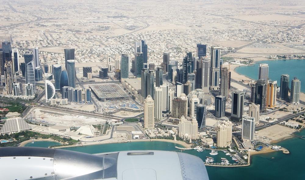 【搭乗記】初のカタール航空!ビジネスクラスで羽田からドーハへ QR813便