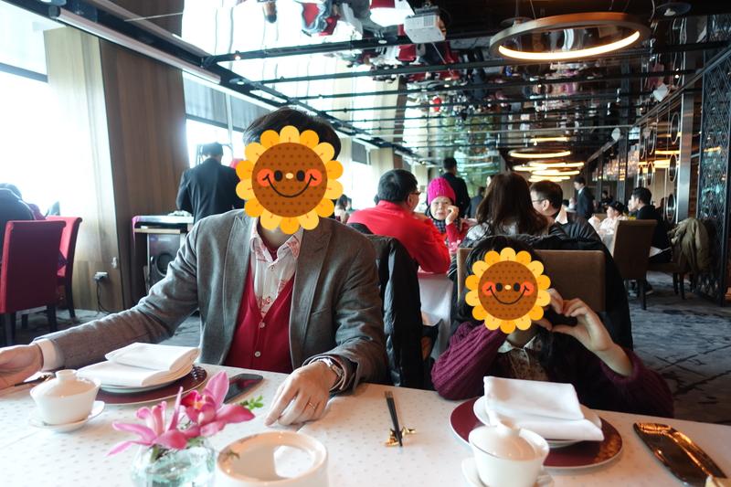 台北101 欣葉食藝軒 店内の様子
