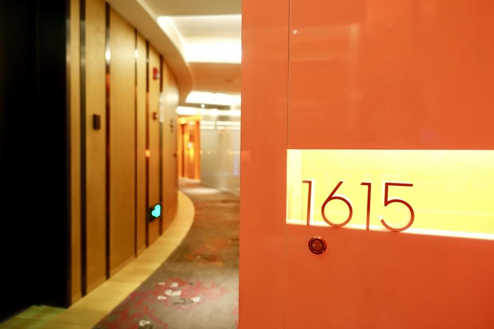 W 上海 1615号室