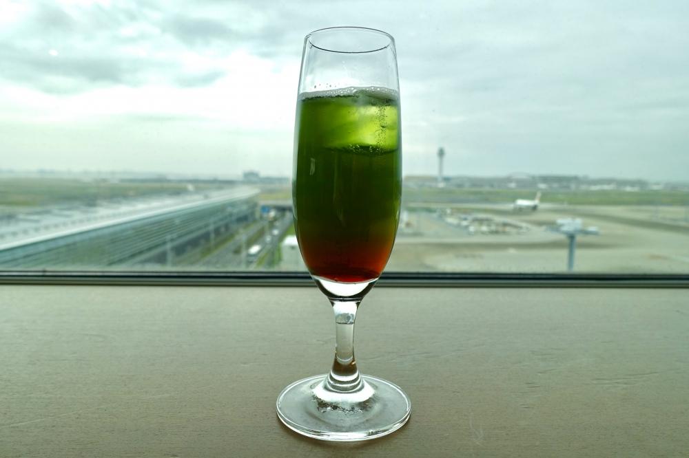 羽田空港国際線ターミナル キャセイパシフィック航空ラウンジ 羽田ジェイド