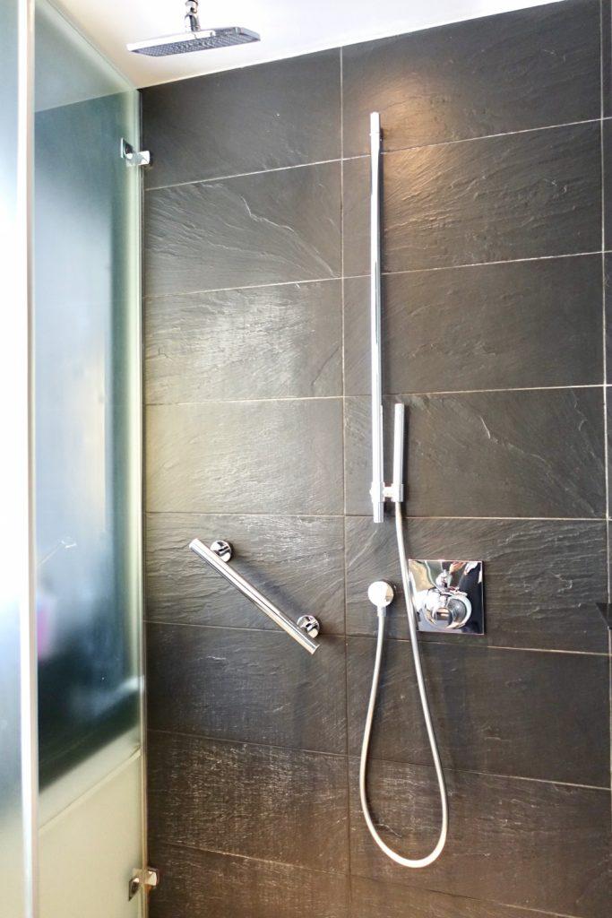 Wパリ オペラ スペクタキュラールーム シャワー