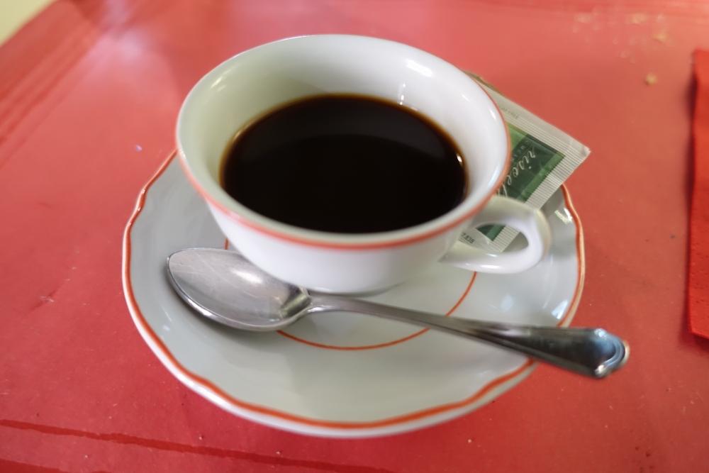 ミラノ・リゾエラッテのコーヒー
