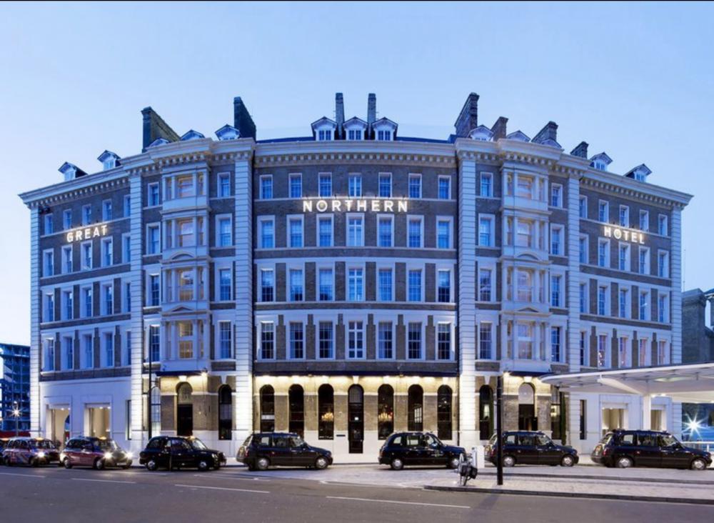 グレートノーザンホテル