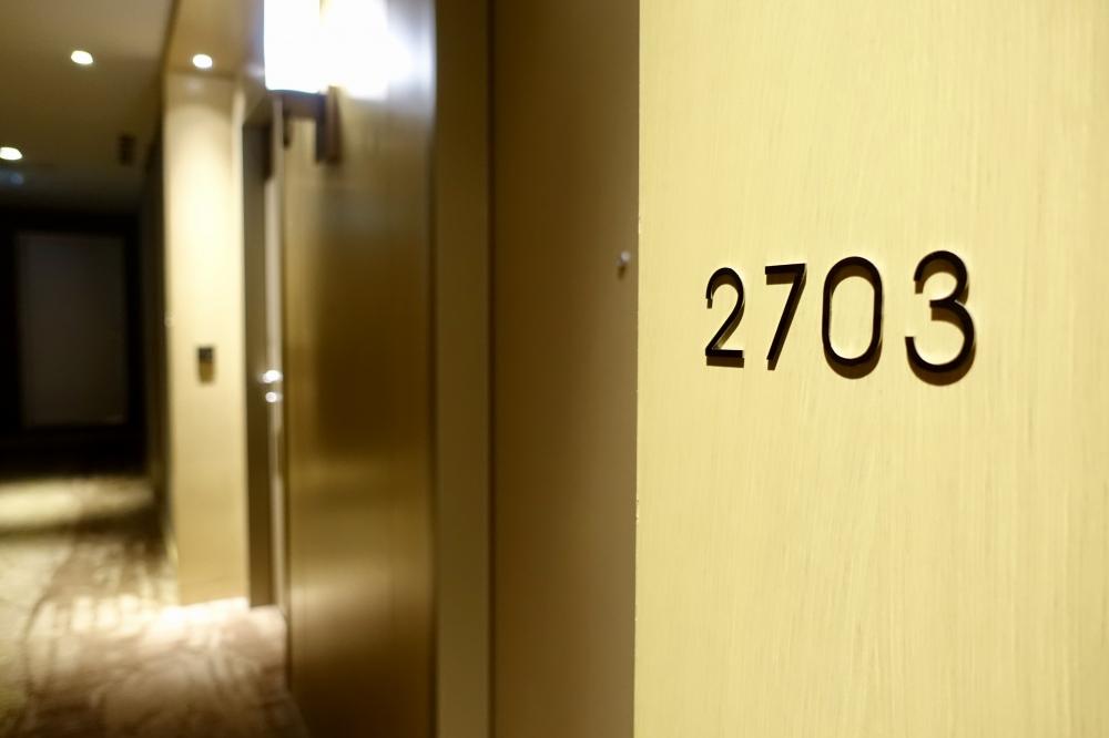 コートヤード台北27階エグゼクティブルーム