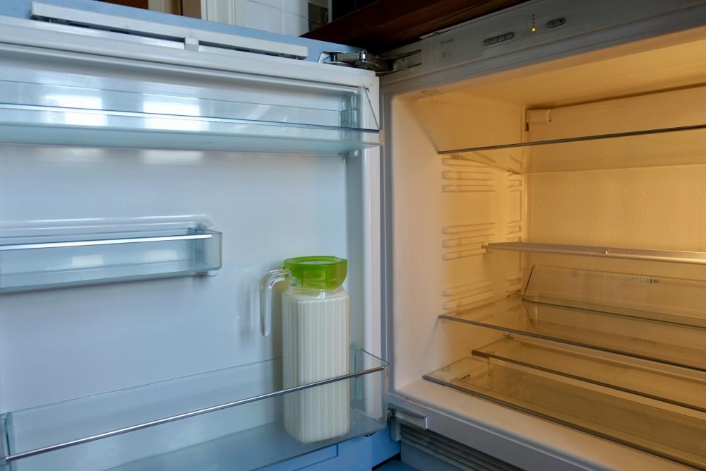 グレートノーザンホテル・パントリー冷蔵庫